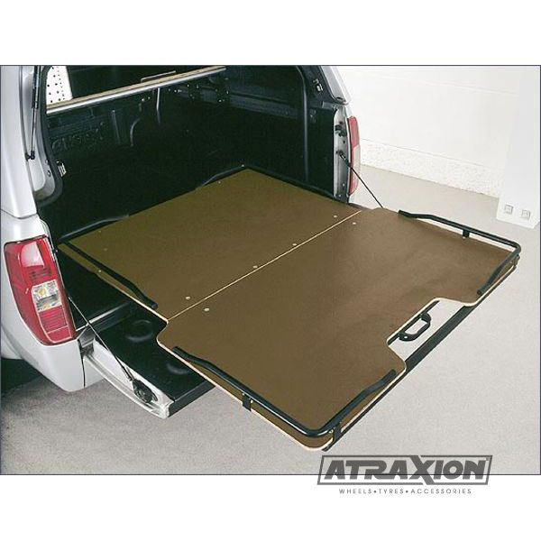 Antec 1935790 Antec sliding tray water-resistant wood for Isuzu DMax (07-12)