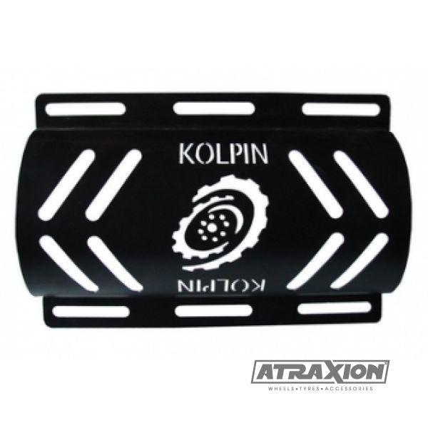 Kolpin KOL53560 Kolpin Heat shield Stealth Alu