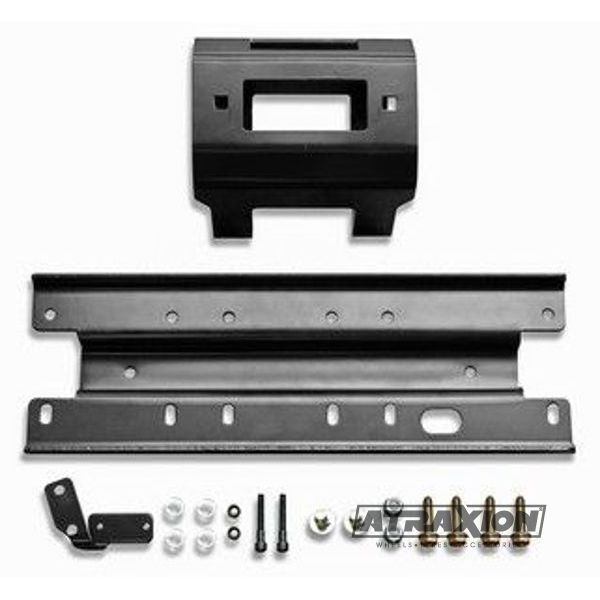 Warn Quad 65098 Winch mount set for Yamaha Grizzly 660
