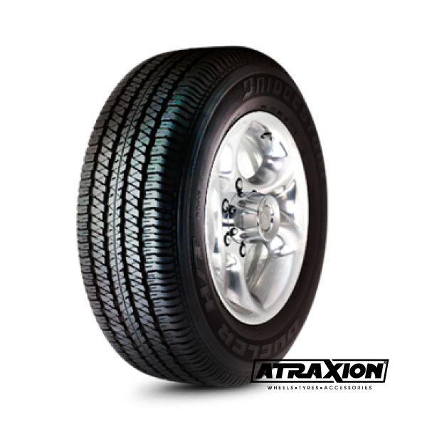 265/65-17 Bridgestone Dueler H/T 684 II 112S Toyota Hilux VII