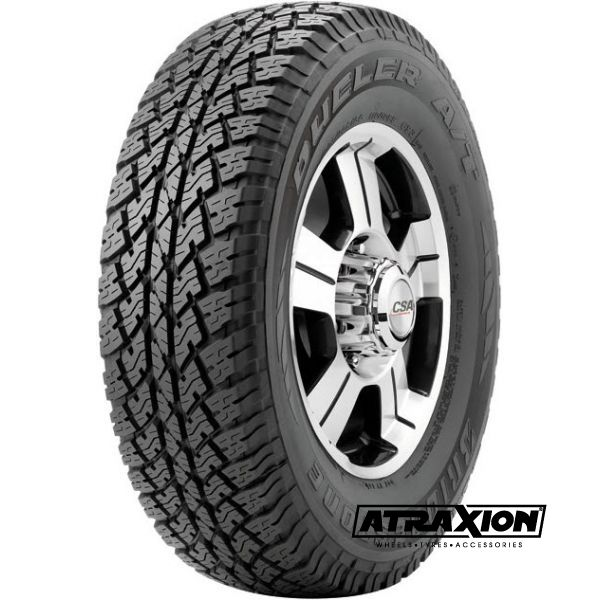 235/80-16 Bridgestone D693RBATTLAX BT S