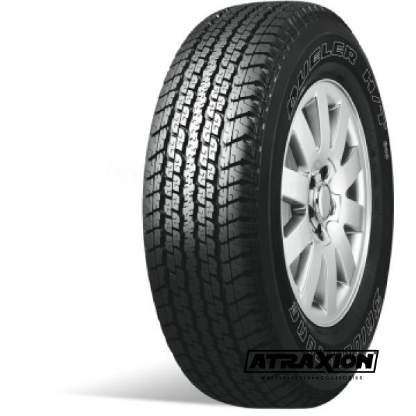 225/70-17XL Bridgestone Dueler H/T 840 108S Toy Land Cruiser