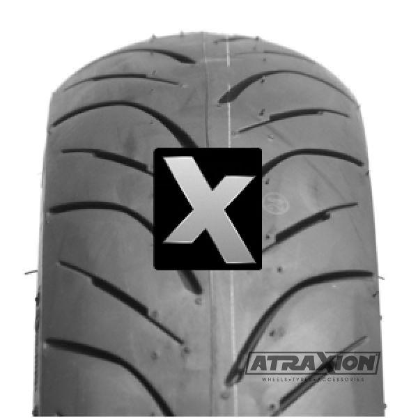 130/70-13 Bridgestone Hoop B02 PRO 57P Diag/bias