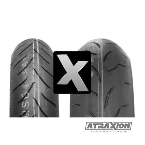 120/70-17 Bridgestone BT 016 F Pro 58W