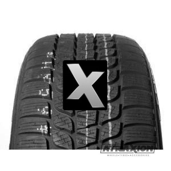 235/50-19 Bridgestone Blizzak LM-25 4x4 EXT 99H OE:Merc GLK (X204) 3PMSF