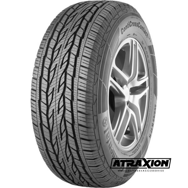 255/60-18XL Continental CROSS CONTACT LX 2 BSW NIS 112H
