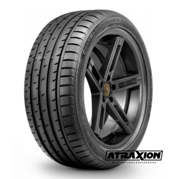 245/45-17 Continental ContiSportContact 3 MO ML 95W