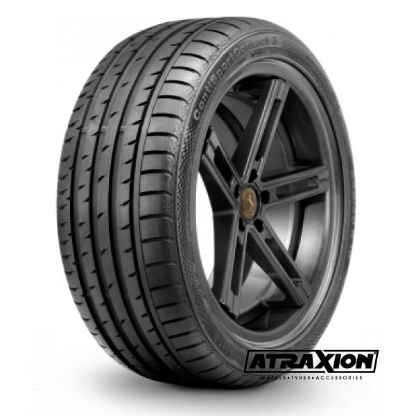 255/40-17 Continental ContiSportContact 3 MO ML 94W