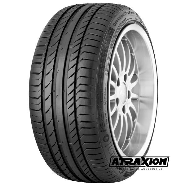 215/50-18 Continental ContiSportContact 5 SUV 92W