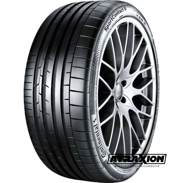 235/40-18 Continental SPORT CONTACT 6 GEN 91Y ROF