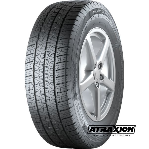 215/65-16XL Continental VAN CONTACT 4SEASON VW 102H