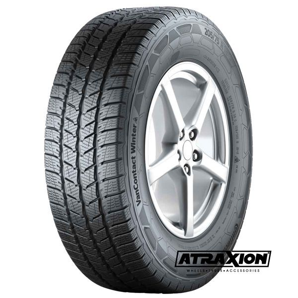 205/70-17 Continental VANCONTACT WINTER VW 115R 10PR