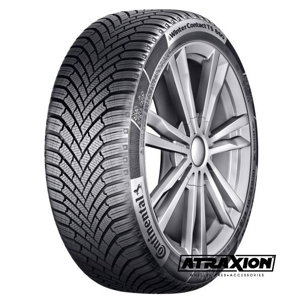 245/40-21XL Continental WINTER CONTACTT TS 860 S AO 100V