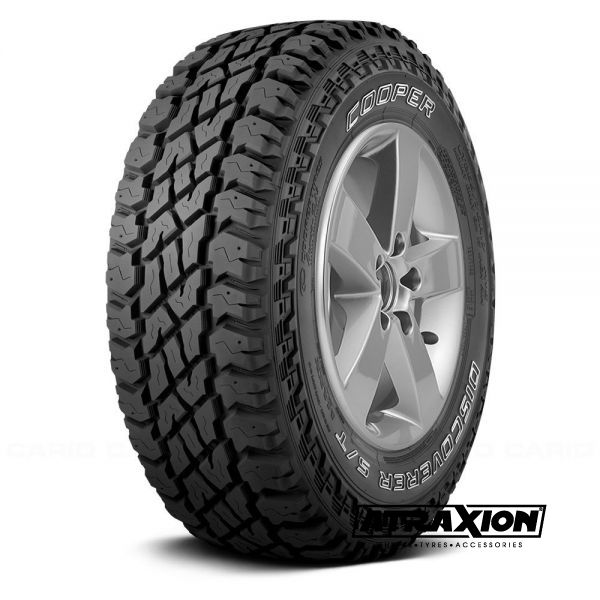 205/80-16XL Cooper Discoverer S/T 104T