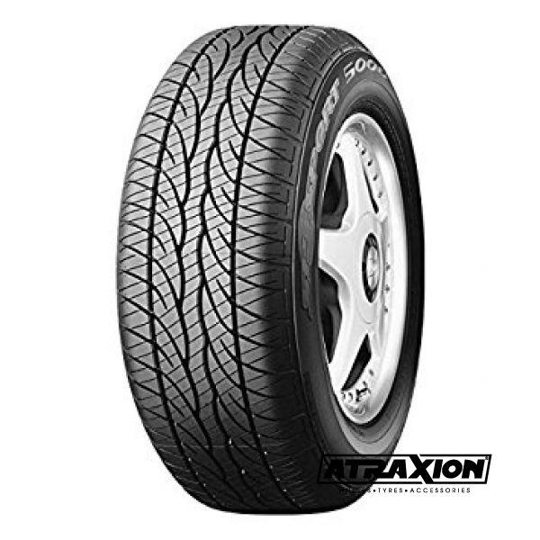 275/55-17 Dunlop SP Sport 5000 109V OE:DAIMLER CHRYSLER