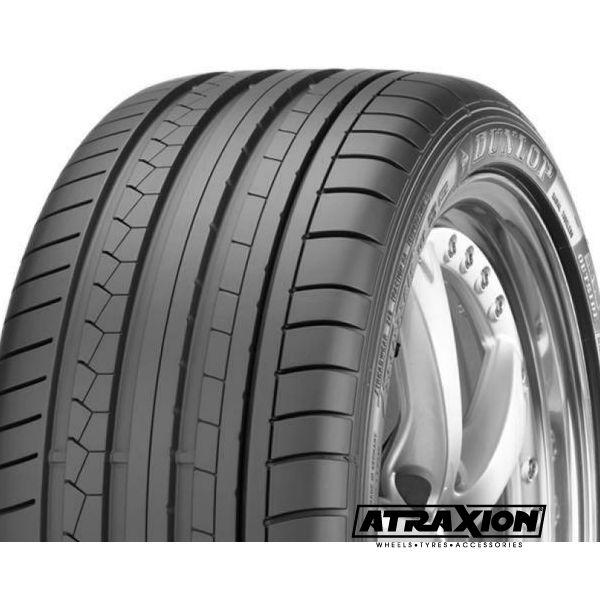 245/50-18 Dunlop SP Sport Maxx GT * 100W ROF BMW 7 (F01/02)