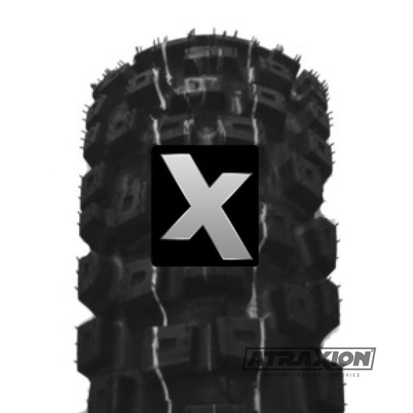 80/100-21 Dunlop Geomax MX71 51M Diag/bias TT