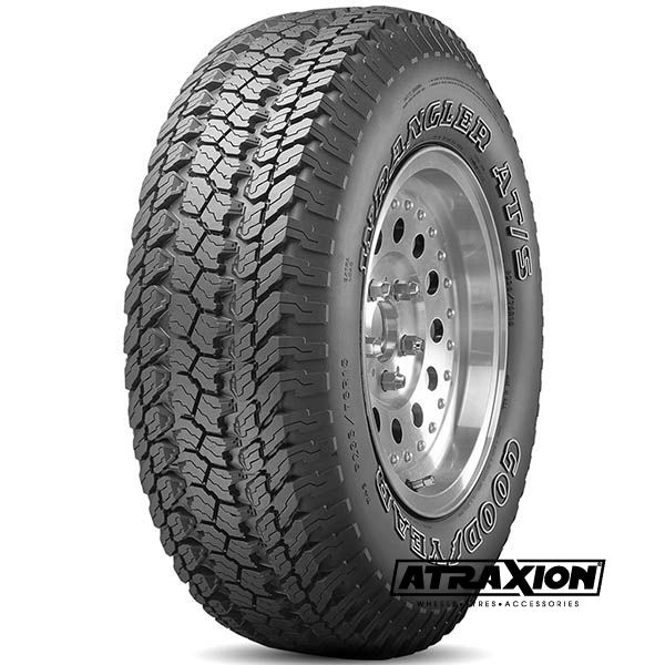 205-16 Goodyear Wrangler AT/S 110S 8PR Toyota Hilux (692N)