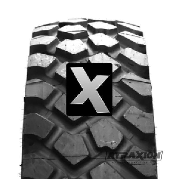 255/100-16 Michelin 4X4 O/R XZL 126K