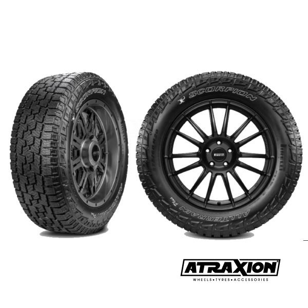 265/65-18 Pirelli Scorpion All Terrain + 114T