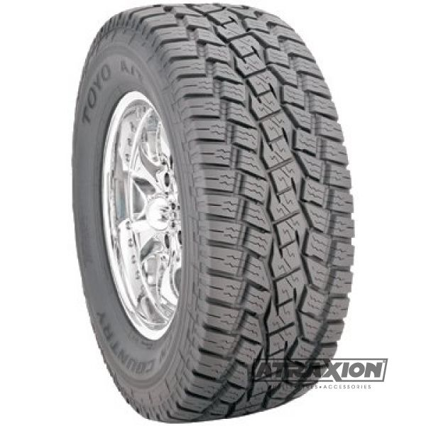 255/70-15 Toyo Open Country A/T 112S
