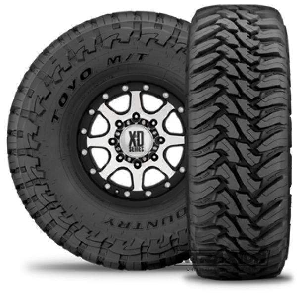 255/85-16 Toyo Open Country M/T POR 123P