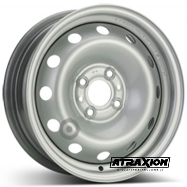 5.5x14 4x098 ET32 CTR Steel FIAT DOBLO AB 09-05 (Alcar)  6225