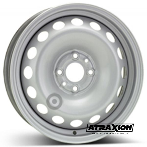 5.5x15 4x ET32 CTR58 Steel FIAT DOBLO AB 09.05 (Alcar)  6815