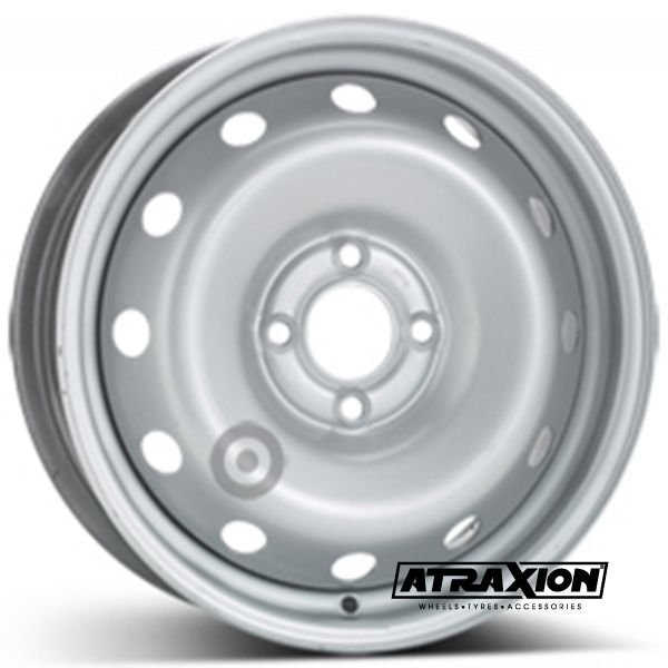 5x15 4x100 ET50 CTR Steel DACIA LOGAN/SANDER (Alcar)  7635