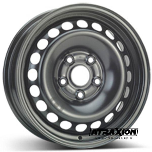 6x15 5x112 ET37 CTR Steel VW PASSAT AB 11.2000 (Alcar)  8955