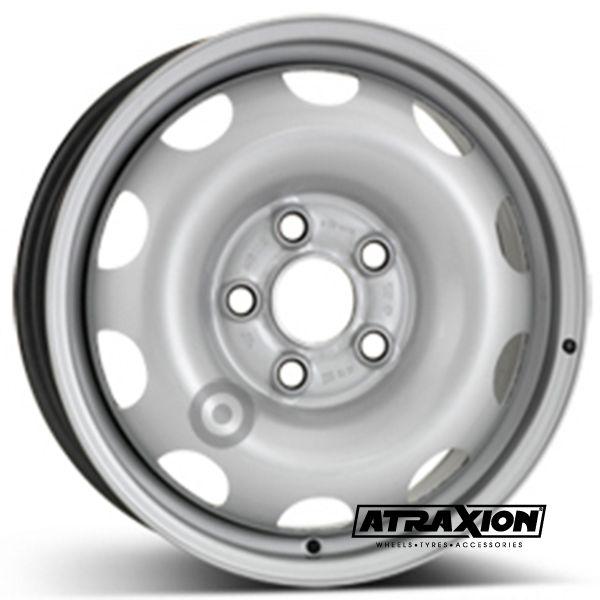 7x16 5x120 ET54 CTR65,1 Steel VW TOUAR. 7L AB 01/03 (Alcar)  9365