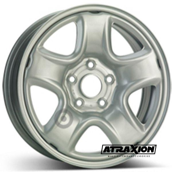 6.5x16 5x114,3 ET45 CTR Steel TOYOTA RAV4 A2 (Alcar)  9675