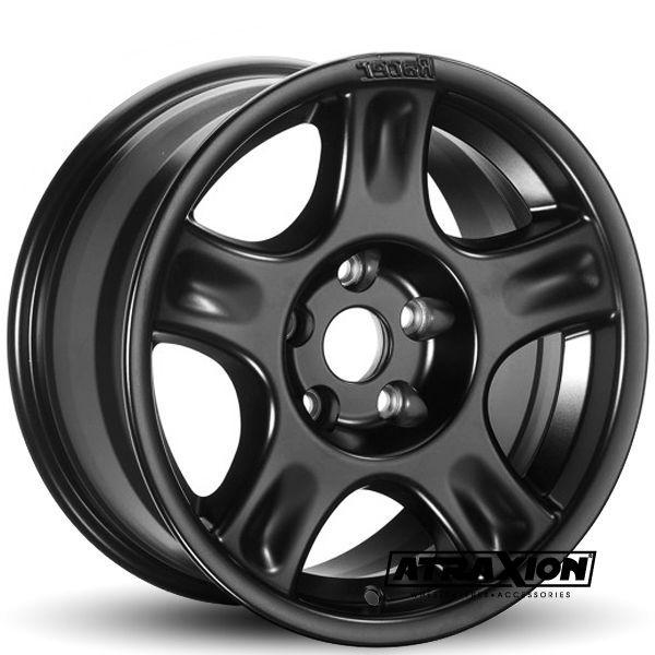 8x17 5x150 ET40 CTR110.5 Alu Racer 1450KG+CAP (Arcasting) Black RAC54BK