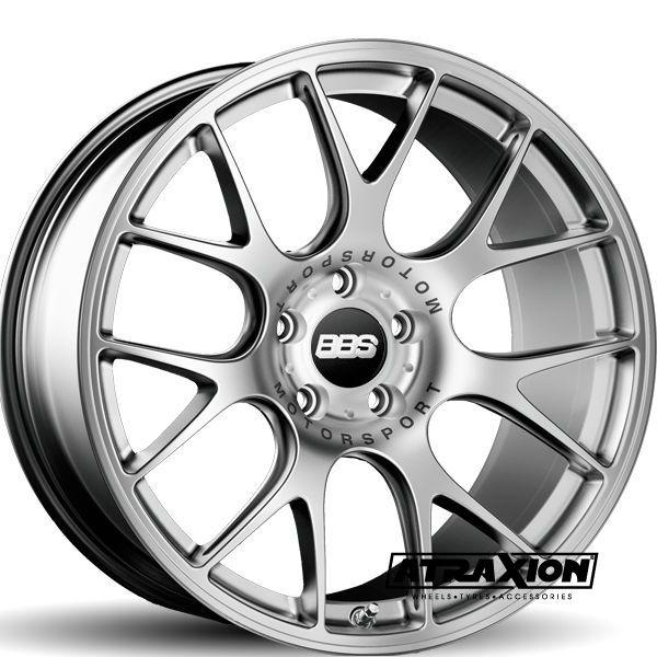 9x20 5x120 ET29 CTR82 Alu Ch R CH113 (Bbs) Brilliant Silver 0361079#