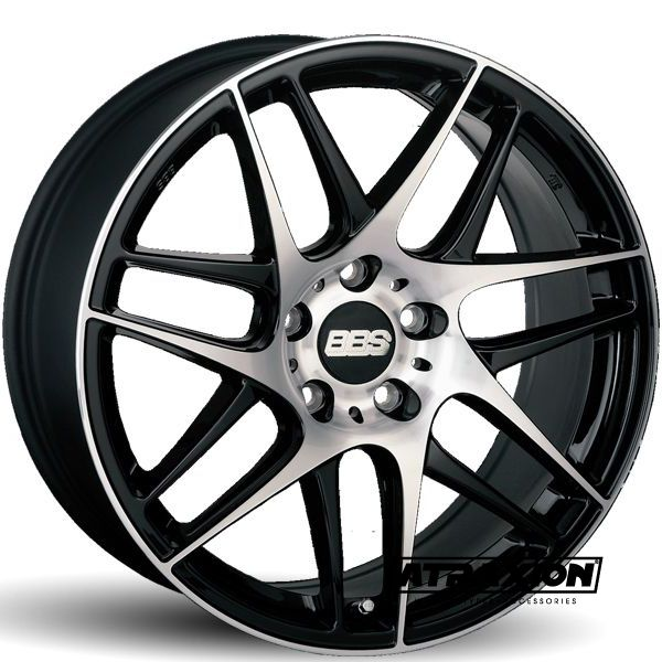 8.5x20 5x120 ET32 CTR82 Alu Cx-r CX004 (Bbs) Black Diamondcut 0361033#