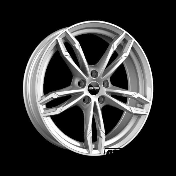 9x19 5x112 ET44 CTR66.6 Alu GMP Dea Silver (DED:BMW) 101068673