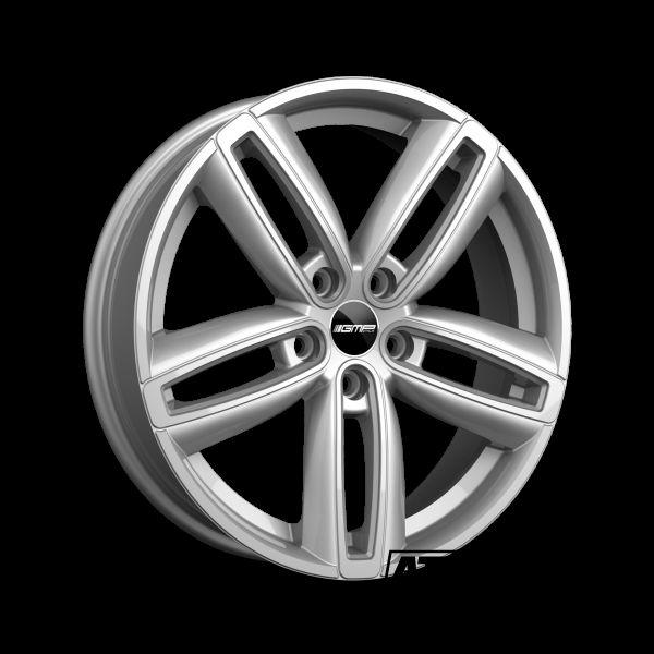 7.5x18 5x112 ET50 CTR66.6 Alu GMP Diva Silver (DED:MINI) 202000098