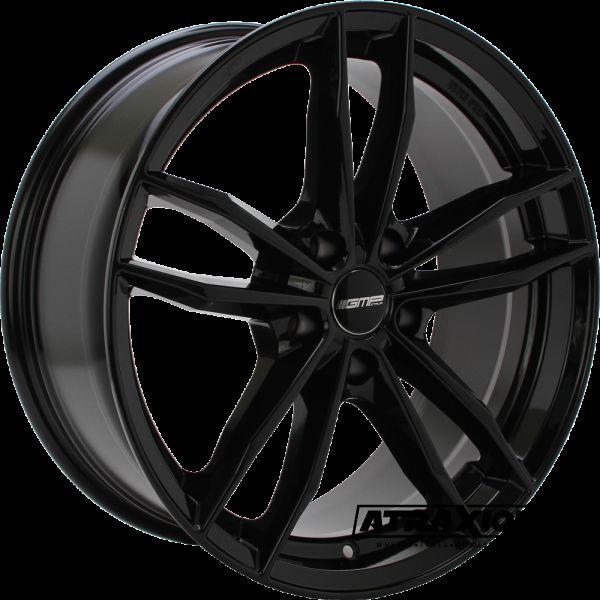 8x19 5x108 ET42 CTR63.4 Alu GMP Swan Gloss Black (DED:BMW) 101096647
