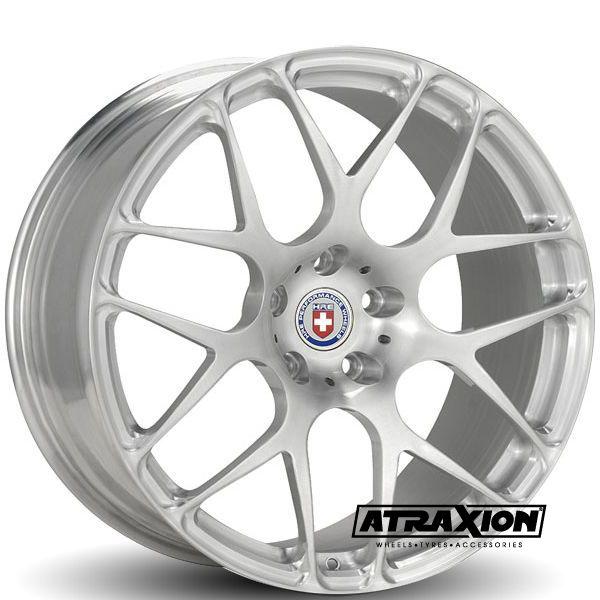12x20 5x130 ET57 CTR Alu P40  (Hre Wheels) Brushed