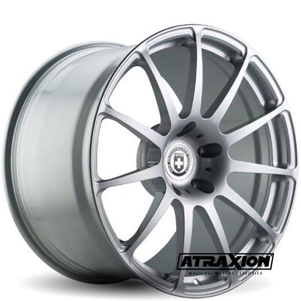 9x20 5x130 ET57 CTR Alu P43  (Hre Wheels) Silver