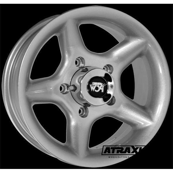 Wholesale Car Prices >> 6x15 | PCW Emr108 (Ranger) Silver | Atraxion | Tyres ...
