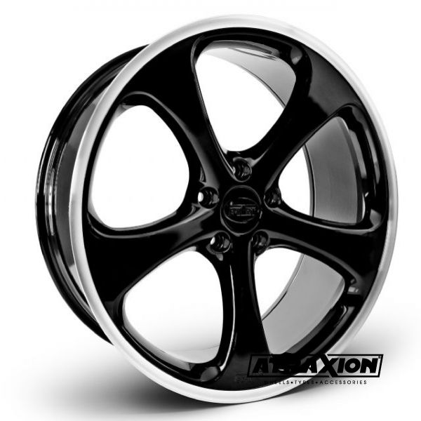 11x20 5x130 ET68 CTR71.6 Alu Formula Gts (Techart) Black Polished 091210110068GTS