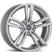 8x18 5x120 ET52 CTR72,6 Alu Luft  (Mak) Silver F8080LFSI52I8BX (DED BMW)