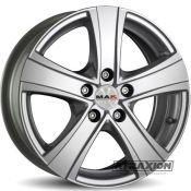 6.5x15 5x112 ET45 CTR76 Alu Van 5  (Mak) Silver F6550V545VK