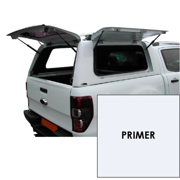Alpha hardtop Alpha Gullwing for Ford Ranger DC (12-) in primer -hatches