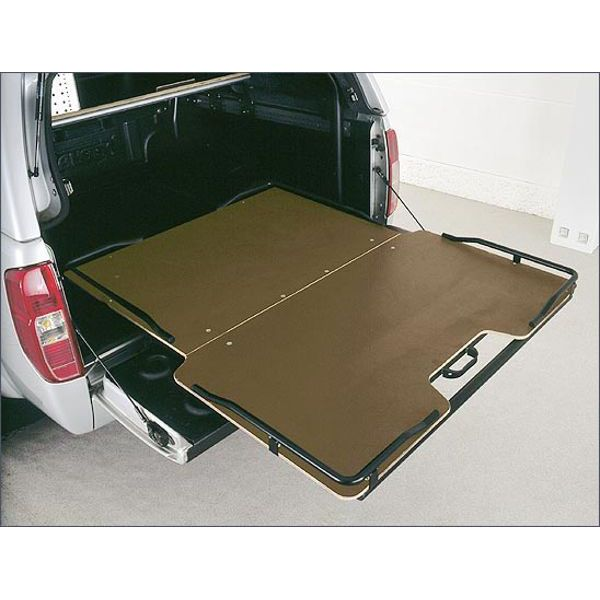 Antec 1665790 Antec Sliding Tray Water-resistant wood for Nissan D40 (05-)