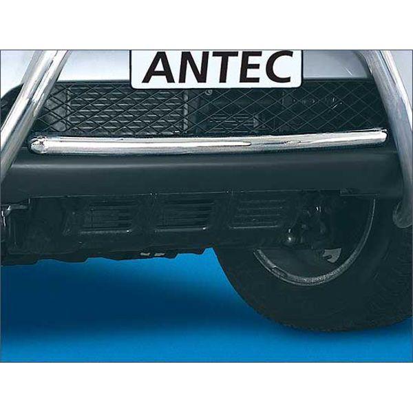 Antec 10V4041 Antec inox horizontal pipe 42mm for L200 (06-11)  certificate under conditions-EU-cert.