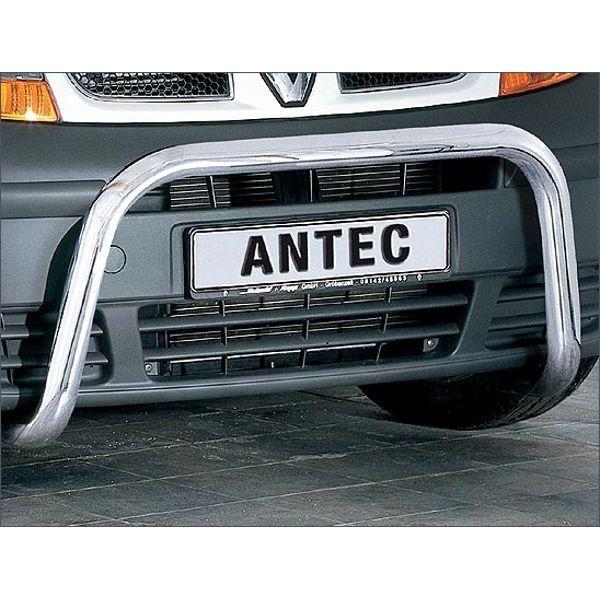 Antec 1114013 Antec inox bullbar 60mm for Vivaro/Trafic  (06- / 02-14) -EU -cert