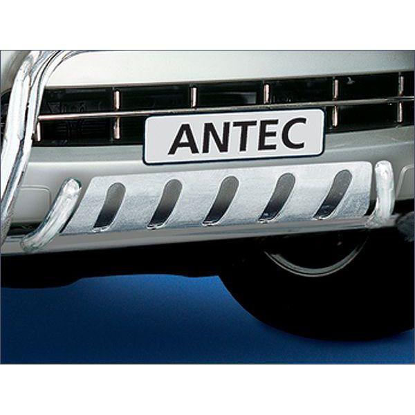 Antec 11E4014 Antec inox front bumper protection 42mm for Hilux (06-12) -EU-cert.