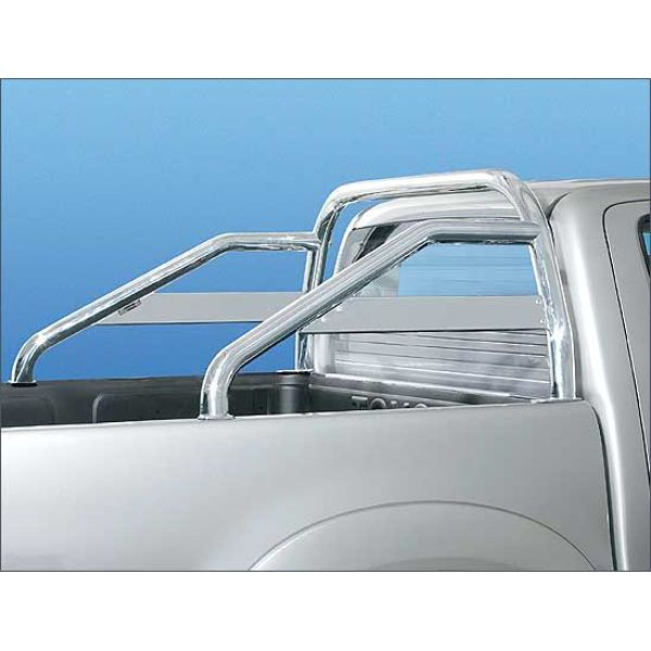 Antec 11E4019 Antec inox rollbar 60mm for Toyota Hilux (06-15) DC/XC